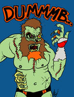 Zombie Brutal Bellman by MarkG72