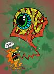 Alien Burp