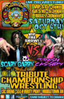 TCW Tribute Championship Wrestling Garry vs Trash by MarkG72