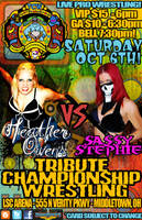 TCW Tribute Championship Wrestling Heather Stephie by MarkG72