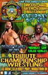 TCW Tribute Championship Wrestling Omen vs Konley