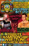TCW Tribute Championship Wrestling Jugg vs Mathis