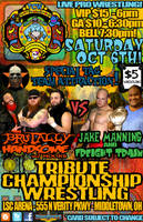 TCW Tribute Championship Wrestling BH vs $5 by MarkG72