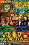 TCW Tribute Championship Wrestling Main Event