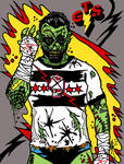 The Wrestling Dead - CM Punk