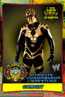 TCW ROSTER - GOLDUST VARIANT ONE by MarkG72