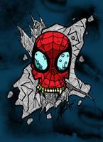SPIDEY DED by MarkG72