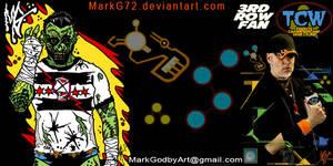 MARK G 3RD ROW FAN TWITTER HEADER by MarkG72