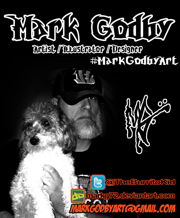 Mark Godby Art Promo by MarkG72