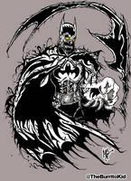 Sheer Terror Batman 2016 by MarkG72