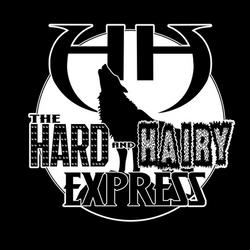 HH Express logo T-Shirt design