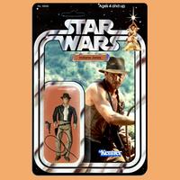 Kenner Star Wars Indiana Jones action figure by MarkG72