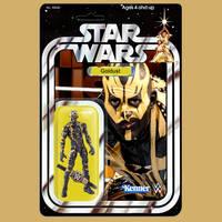 Kenner Star Wars WWE Goldust action figure by MarkG72