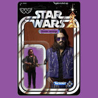Kenner Star Wars Shooter Jennings action figure by MarkG72