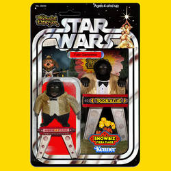 Kenner Star Wars Fatz Geronimo action figure