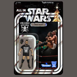 Kenner Star Wars Marty Scurll action figure