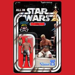 Kenner Star Wars Cody action figure
