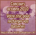 COncours octobre 2010