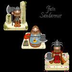 Fain Sandarmor by illustratrice-lalex