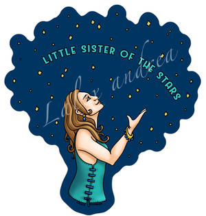 Little sister of stars