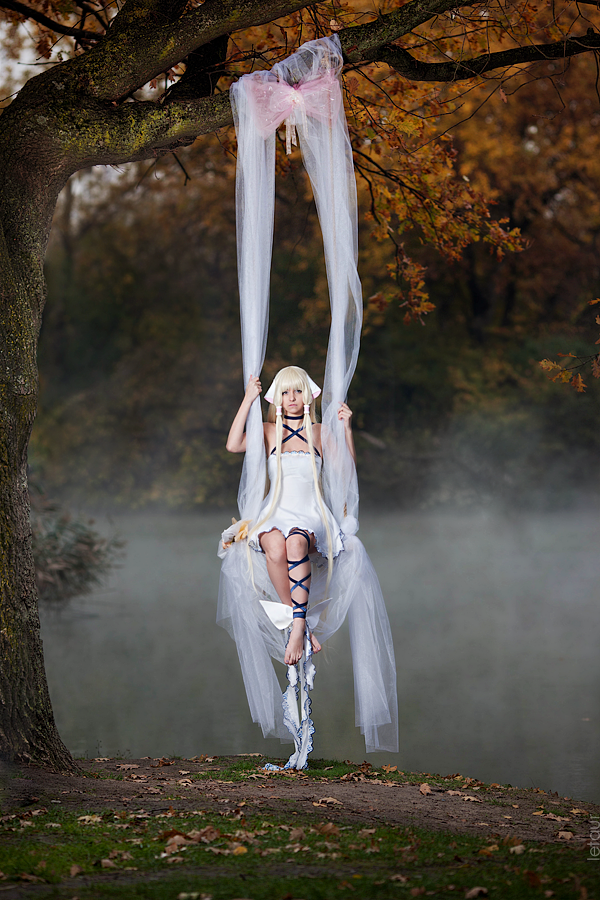 Chii: Chobits by Cheza-Flower