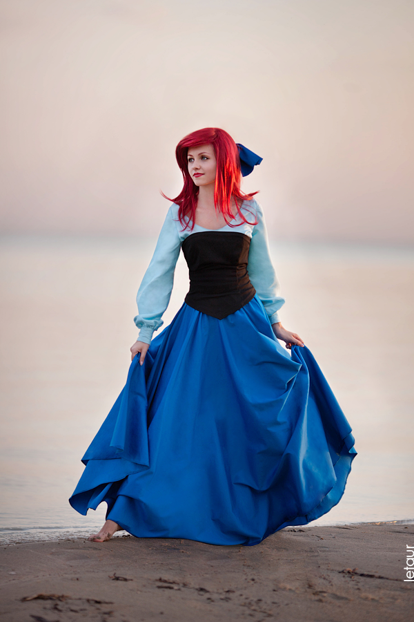 Ariel: The Little Mermaid 1 by Cheza-Flower