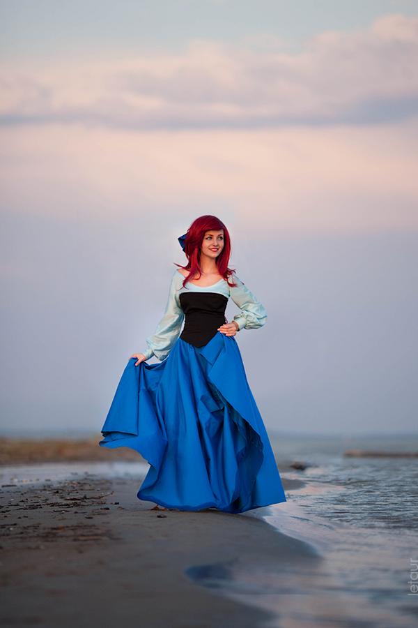 Ariel: The Little Mermaid 12 by Cheza-Flower