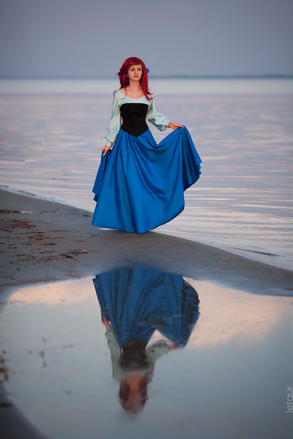 Ariel: The Little Mermaid 13 by Cheza-Flower