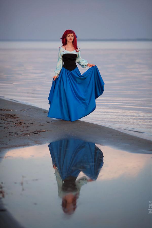 Ariel: The Little Mermaid 13 by Cheza-Flower