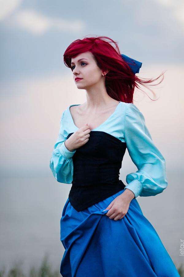 Ariel: The Little Mermaid 15 by Cheza-Flower
