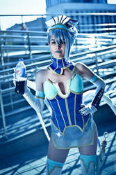 Blue Rose - TIGER and BUNNY 4