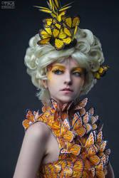 Effie Trinket - The Hunger Games 1
