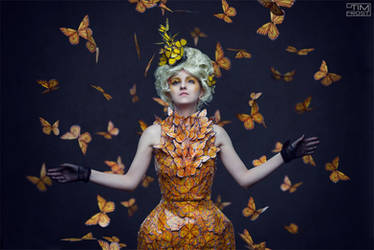 Effie Trinket - The Hunger Games 2 by Cheza-Flower