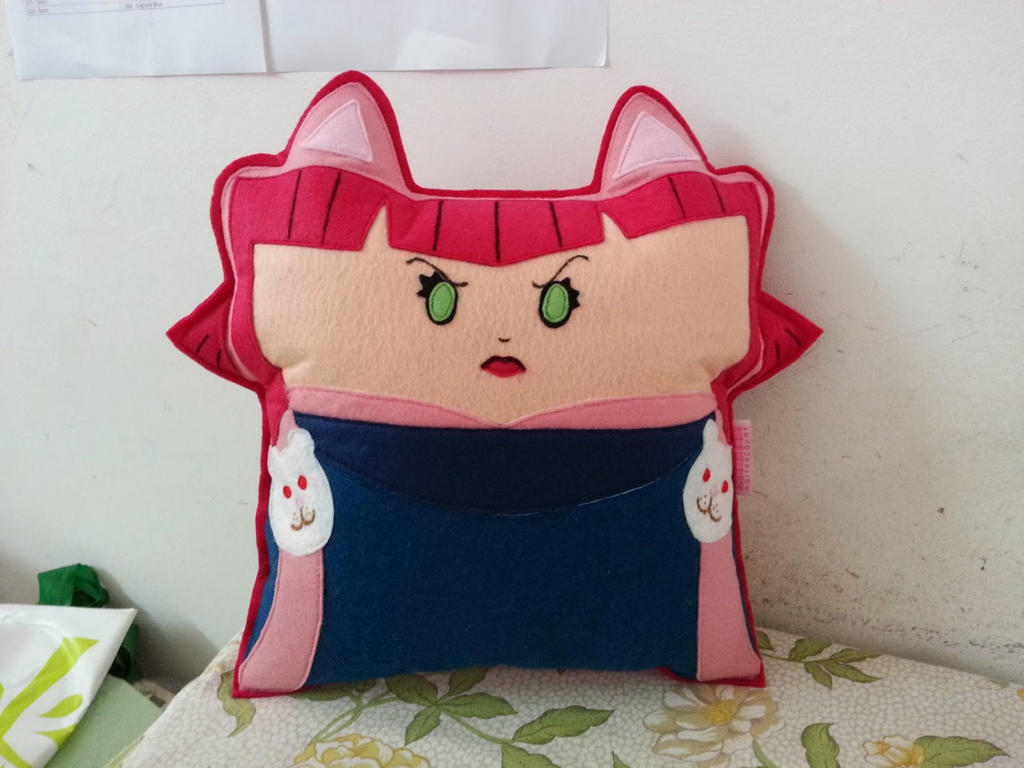 Handmade League Of Legends Lol Annie Plush Pillow By