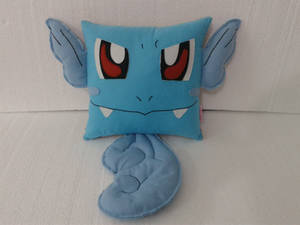 Handmade Anime Pokemon Wartortle Plush Pillow