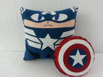 Handmade Captain America The Winter Soldier Pillow