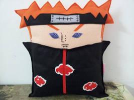 Handmade Anime Naruto Nagato Pein Pain Pillow