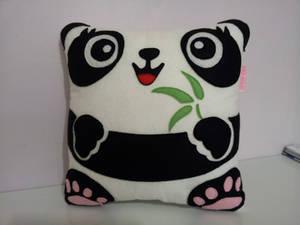 Handmade Cute Baby Panda Boar Cub Pet Plush Pillow