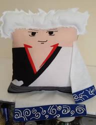 Handmade Anime Gintama Sakata Gintoki Pillow