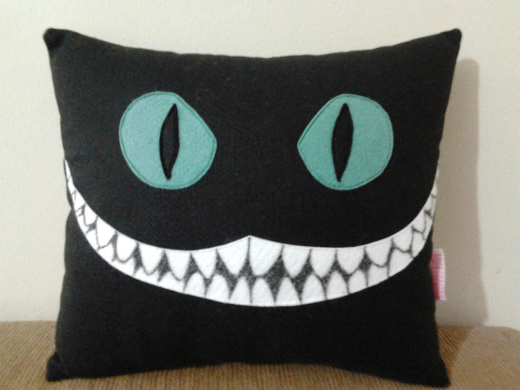 Peluche Cheshire Cat Tim Burton