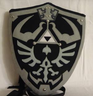 LOZ Dark Link Hylian Shield v1.43 Backpack