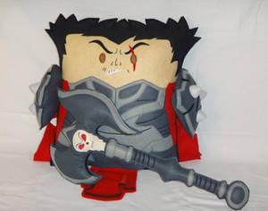Handmade League of Legends LOL Darius v1.43 Pillow