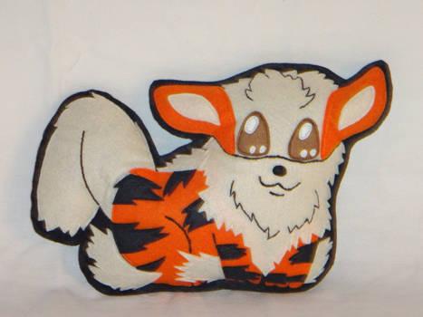 Handmade Anime Pokemon Arcanine v1.43 Pillow