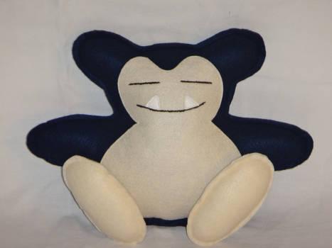 Handmade Anime Pokemon Snorlax Medium v1.43 Pillow