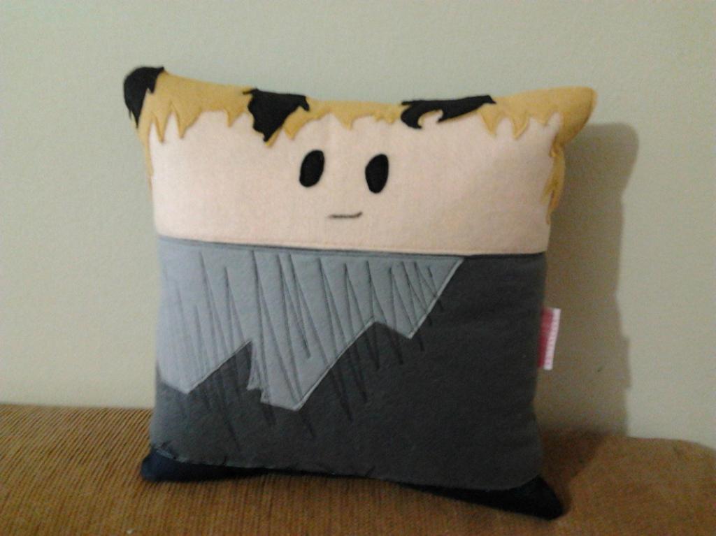 Handmade Avenged Sevenfold Johnny Christ Pillow by RbitencourtUSA