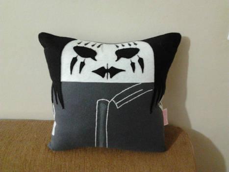 Handmade Slipknot Band Joey Jordison Pillow