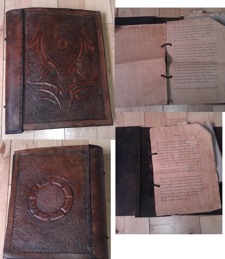 Spellbook by TeodoCake