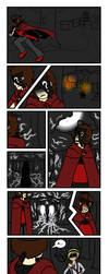 AfterlifeOCT: Audition Comic Page 1 by Unknownfalling