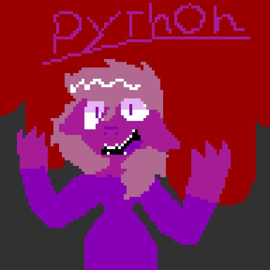 python by cobratanaki