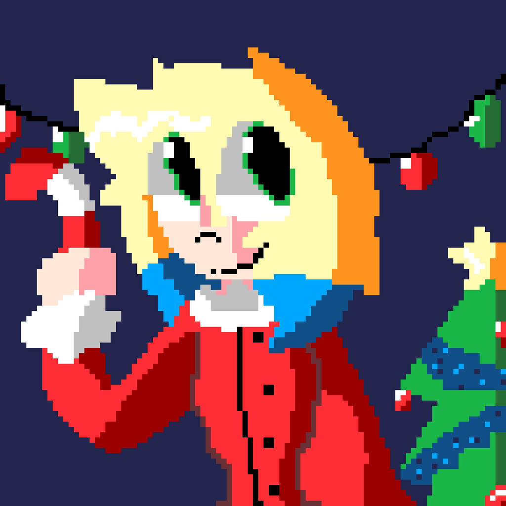 Christmas spirit! by cobratanaki